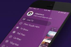TV & Film Online App