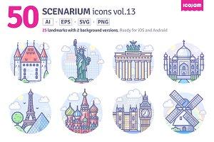 Scenarium icons vol.13