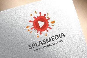 Splash Media Logo