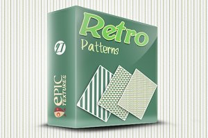 Retro Patterns v.27