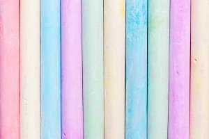 background of colorful pastel chalk.