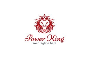 Power King-Wild Animal Lion