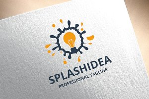 Splash Idea Logo