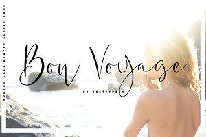 Bon Voyage SALE 90%