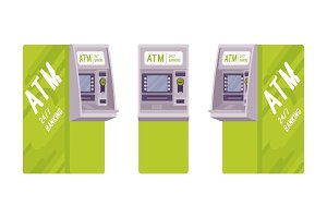 Automated teller machine