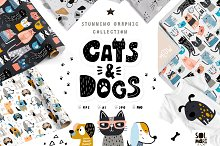 Cats&Dogs graphic collection