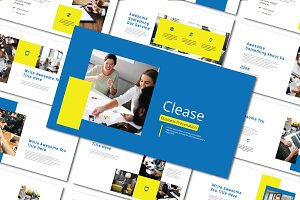 Clease Business PowerPoint