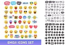 Emoji Icons Set