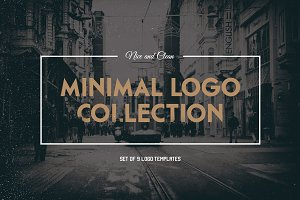Minimal logo collection