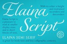 Elaina Script