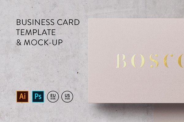 Creative Business Card Templates Creative Market