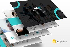 Naira - Google Slides Template