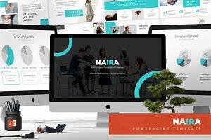 Naira - Powerpoint Template