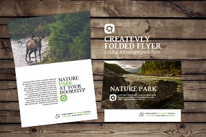 Indesign 8page nature booklet