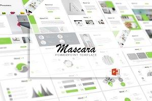 Mascara - Powerpoint Template