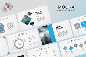 Moona - Powerpoint Template