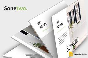 Sonetwo - Google Slides Template
