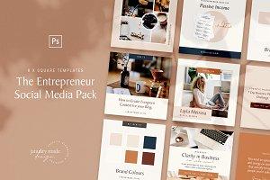 The Entrepreneur | Instagram Pack