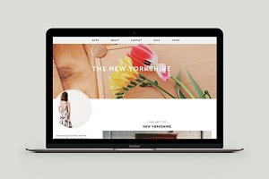 Blogger Template - New Yorkshire