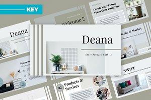 Deana Keynote Presentation