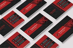 Minimal Business Card V21