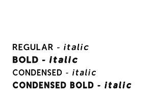 RoundEdge Typeface