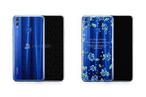 Huawei Honor 8X UV TPU Clear Case