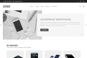 Subas – Electronics Shopify Theme