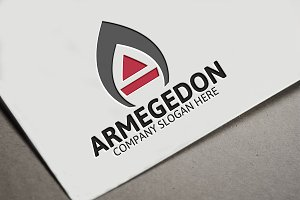 Armegedon / A Letter Logo