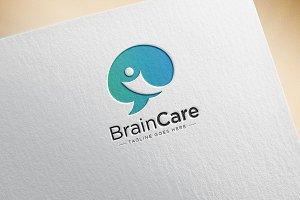Brain Care Logo