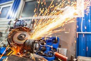 Auto mechanic repair.