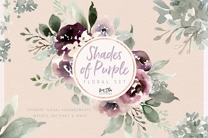 Shades of Purple
