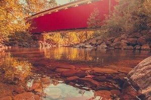Covered Bridge National Park