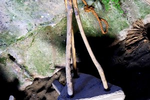 Ancient anchor