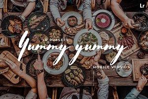 20 Yummy Yummy Lightroom Presets