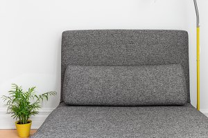 Comfortable chaise longue