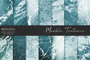 Marble Textures, Backgrounds