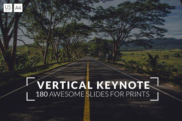 Vertical Keynote