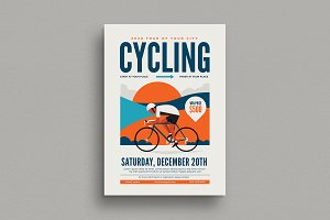 Cycling Flyer