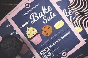 Bake Sale Flyer