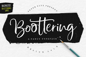 Boottering