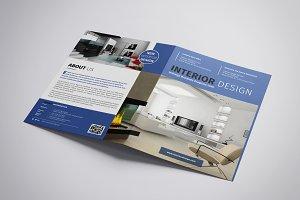 Onyx - Interior Bifold Brochure