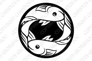 Pisces Fish Zodiac Horoscope