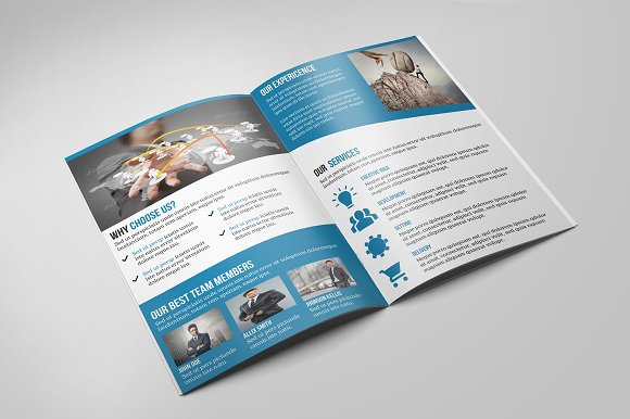 Corporate Brochure in Brochure Templates - product preview 1