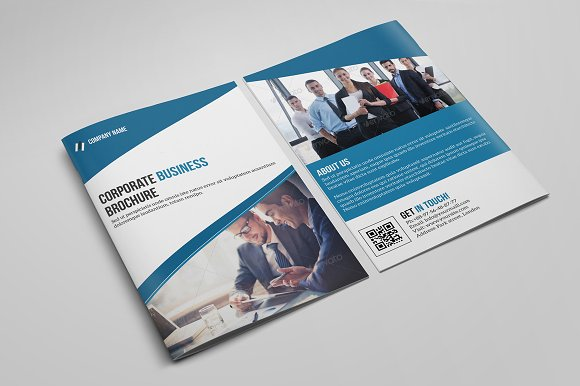 Corporate Brochure in Brochure Templates - product preview 2