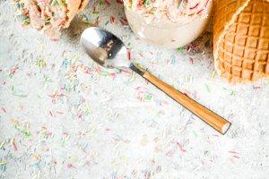 Edible Raw Cookie Dough