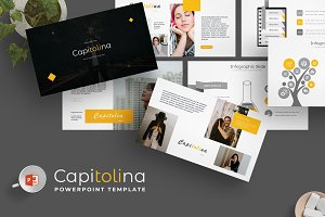 Capitolina - Powerpoint Template