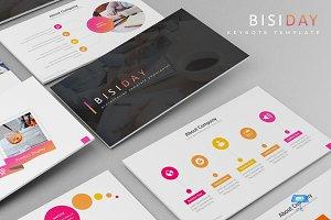 Bisiday - Keynote Template