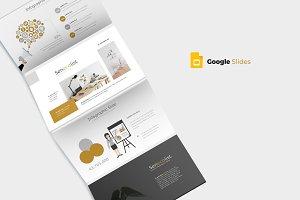 Senacalist - Google Slides Template