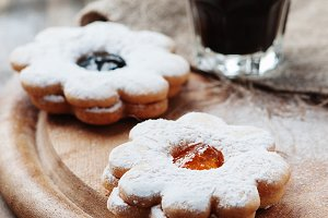 Traditional italian cookie